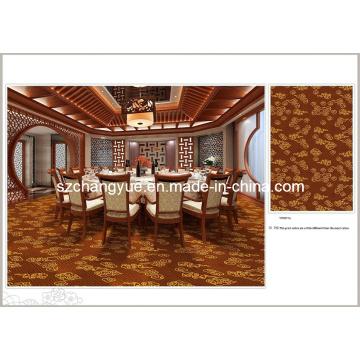 Hochwertiger bedruckter Nylon Wand zum Wand Hotel Teppich