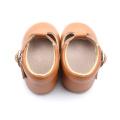 2018 Mary Jane T-bar Sapatos De Bebê Casamento