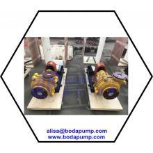 Bomba de lodo para tratamiento de agua antiabrasivo