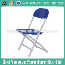 kids folding chair with resin frame