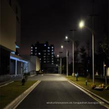 Luces de viento Solar híbrido calle
