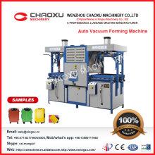 Fábrica de PC de fabricación. Máquina formadora de vacío para equipaje ABS