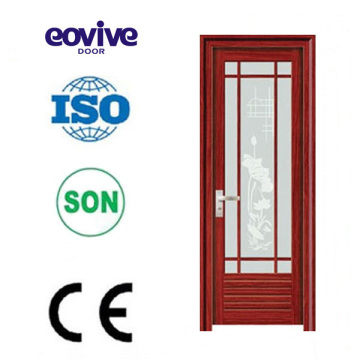 New Style and hot sale aluminum glass door