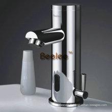 Robinets automatiques de bassin de salle de toilette (Qh0135A)