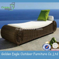Rotan openlucht rotan zwembad Chaise Lounge