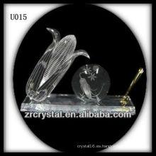 K9 Crystal Pen Holder