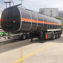 Remolque de tanque de transporte de asfalto y betún