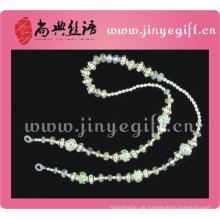 Guangzhou Großhandel einzigartige Perlen Brillen Kette Schnur