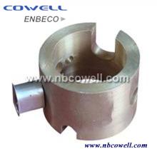 Литой алюминиевый нагревательный элемент для пластикового экструдера
