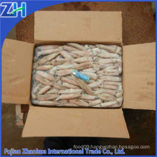 Frozen Japanese Loligo Squid Caught Jigs