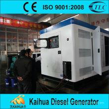Новый Shangchai 450KW Молчком Тип Тепловозные комплекты генератора