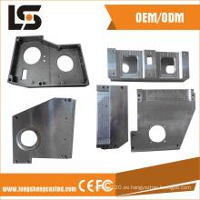 Accesorios de mecanizado CNC personalizados que estampan piezas