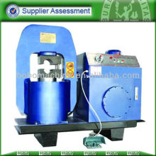 Hydraulic wire rope press