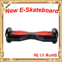 Double 350 W motor double kick skateboard with max mileage 20-25km