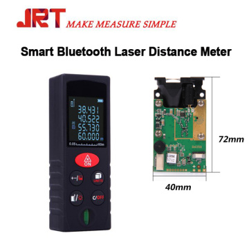 Distanziometro laser intelligente Bluetooth