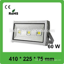 2015 high quality outdoor 60w flood light, top sale led flood light