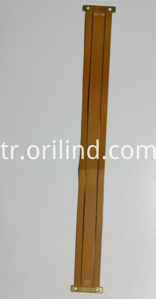 Flexible printed wire board