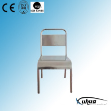 Hospital Furniture, Whole Stainless Steel Hospital Nursing Chair (Y-13)