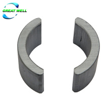 Strong Arc Barium Ferrite Segment Magnet