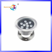 9W Stainless Steel LED Underwater Light