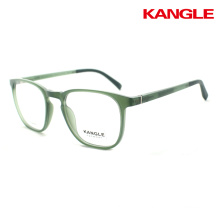 Eco friendly optical frames eyeglasses recycle frames 2017