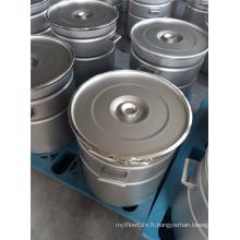 Godets en acier inoxydable GMP, tambour, canon SUS 304 SUS 316L