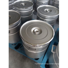 GMP Stainless Steel Buckets, Drum, Barrel SUS 304 SUS 316L