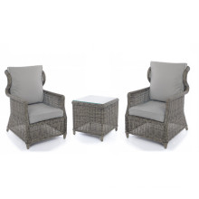 Garden Wicker Outdoor Rattan Leisure Chair Patio Set