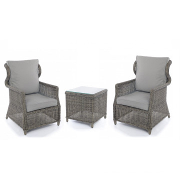 Garden Wicker Outdoor Rattan Leisure Chair Patio Set
