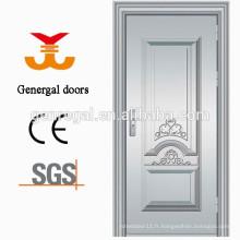 Porte extérieure en acier inoxydable 304
