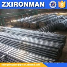 ASTM A192 pequeno diâmetro tubos de caldeira de aço-carbono sem costura
