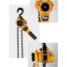 High Quality Manual Toyo Hoist 0.75ton to 9t