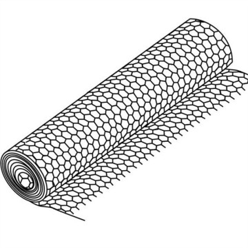 Gabion Mesh Roll for Stone Filling