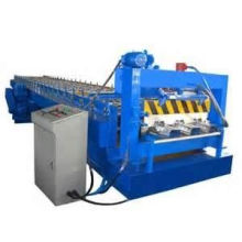 380v 50hz Sheet Metal Steel Tile Trapezoidal Decking Forming Machine