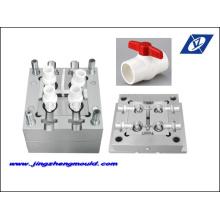 PVC-Rohr, die passende Form für Kugelhahn
