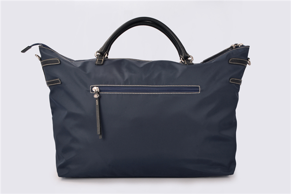 nylon duffle bag luggage women weekend travel bag