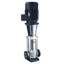 Pompe centrifuge à haute pression verticale à plusieurs étages de Qdl
