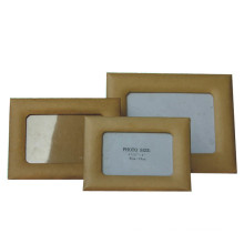 Kraft Paper Standing Frame Wall Photoframe Picture Frame