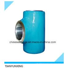 Tissu en acier inoxydable synthétique sans soudure Butt Weld