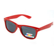 Color de caramelo polarizado gafas (sz1402-2)
