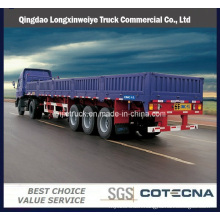 Hot Sales Side Wall Semi Truck Trailer