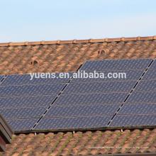 Chine Construire le système solaire durable de montage de panneau de toit de tuile de tuile