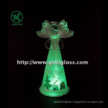 Holding Flower Glass Angle for Home Decoration Bybv. SGS (7*8.5*17)
