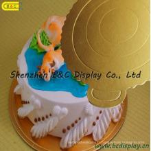 Conseil de papier de santé et de nourriture pour la mini plaque de gâteau avec le GV (B et C-K047)