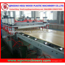 crust foam high strength wpc board extrusion equipment