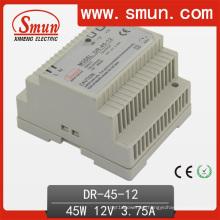 Conmutación de fuente de alimentación de 45W Dinarail 12V3.75A