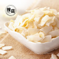 Rich Nutrition Dried Coconut Chips vacuum fried fruits chips