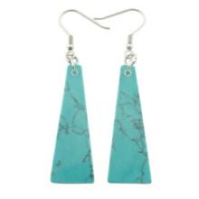 Boucles d'oreilles en pierres Boucles d'oreille en turquoise