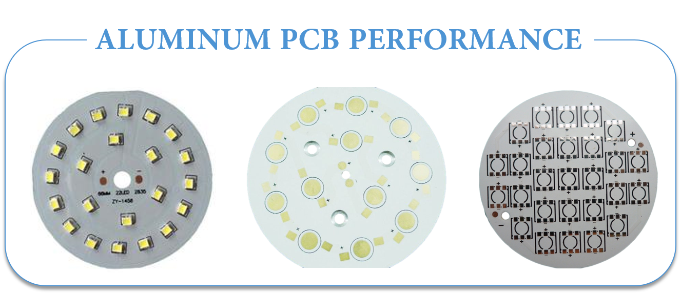 ALUMINUM PCB PERFORMANCE | JHYPCB