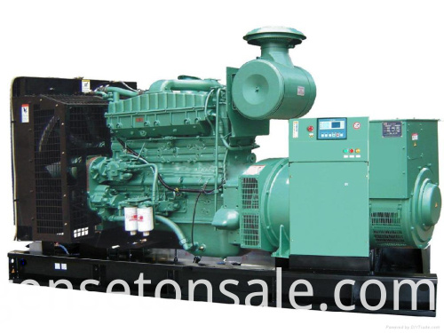 Prime-400kw Perkins_Engine_Generator_Set